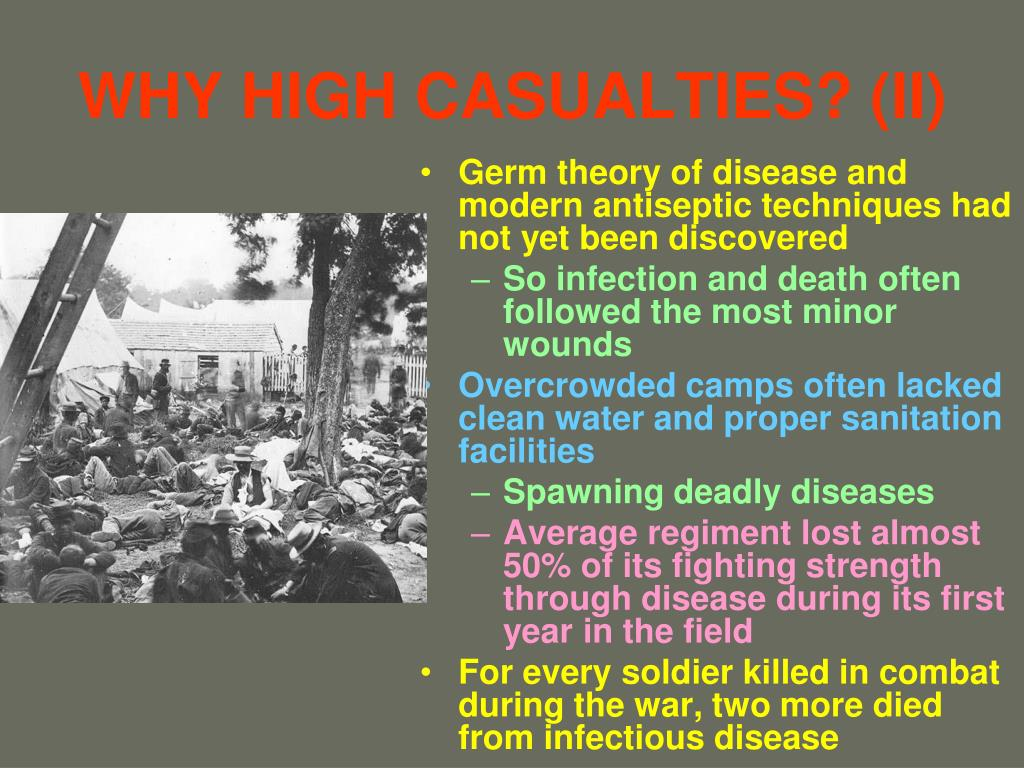 WHY HIGH CASUALTIES? (II)