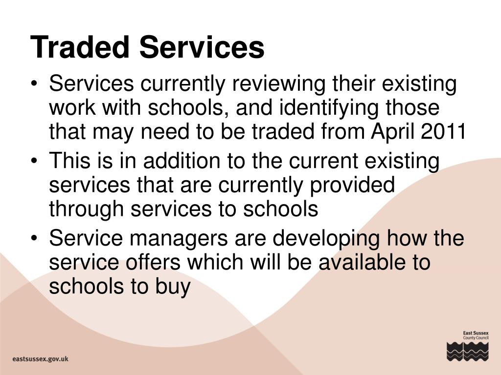 Traded Services