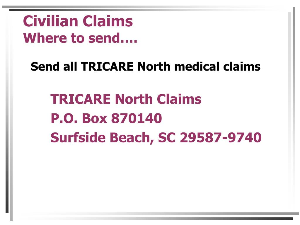 Civilian Claims