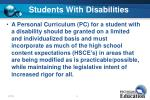 students with disabilities37