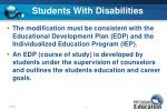 students with disabilities41