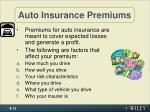 auto insurance premiums22