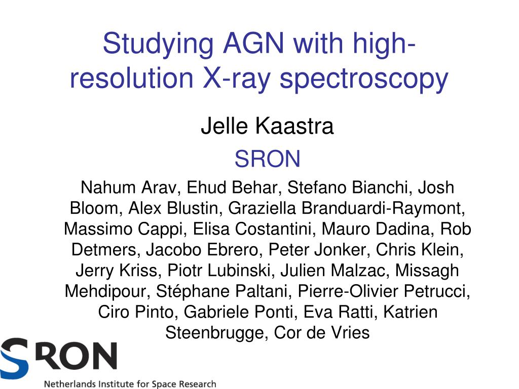 Studying AGN with high-resolution X-ray spectroscopy