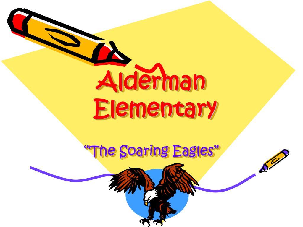 alderman elementary the soaring eagles l.