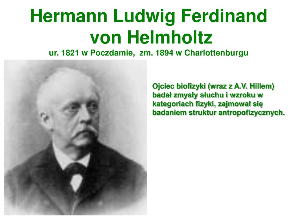 Hermann Ludwig Ferdinand