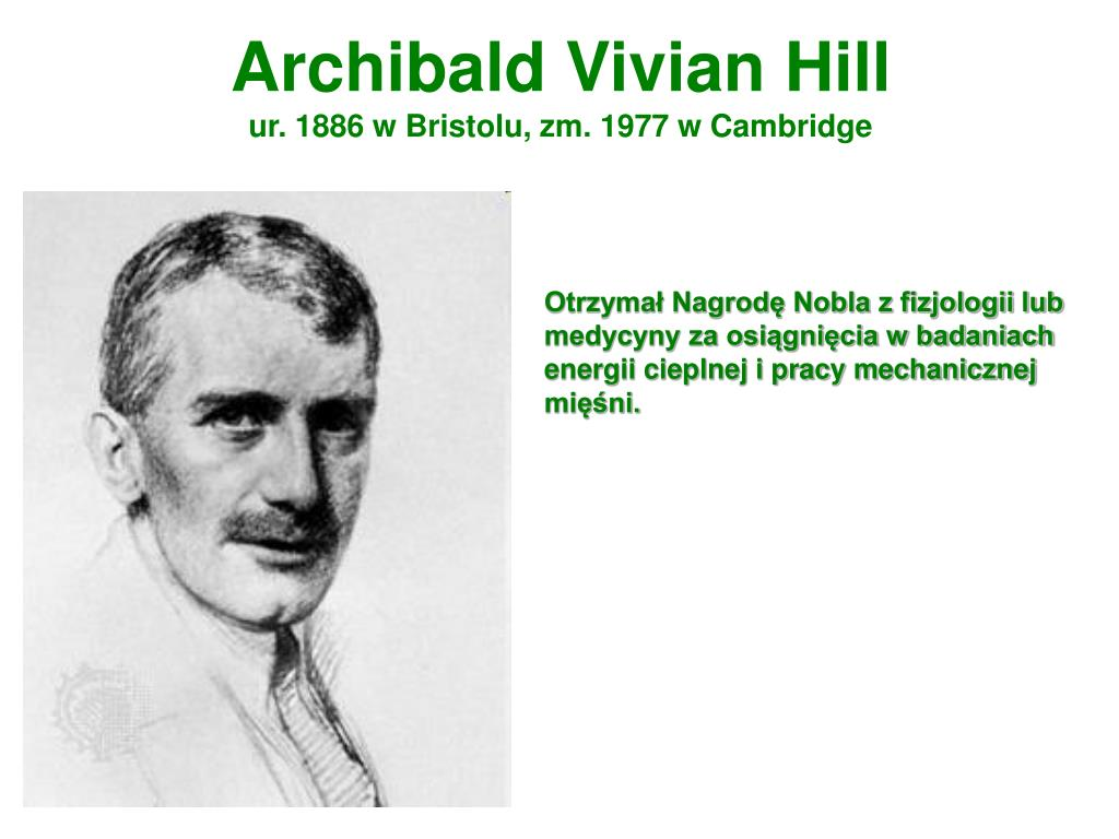 Archibald Vivian Hill
