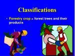 classifications11