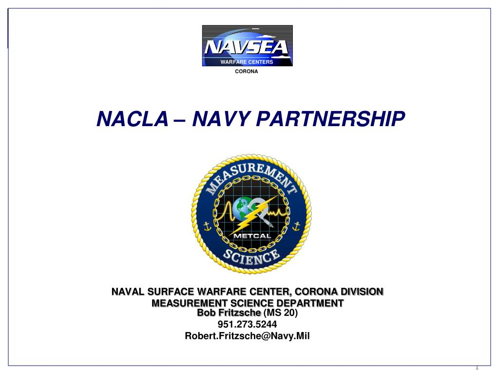 NACLA – NAVY PARTNERSHIP