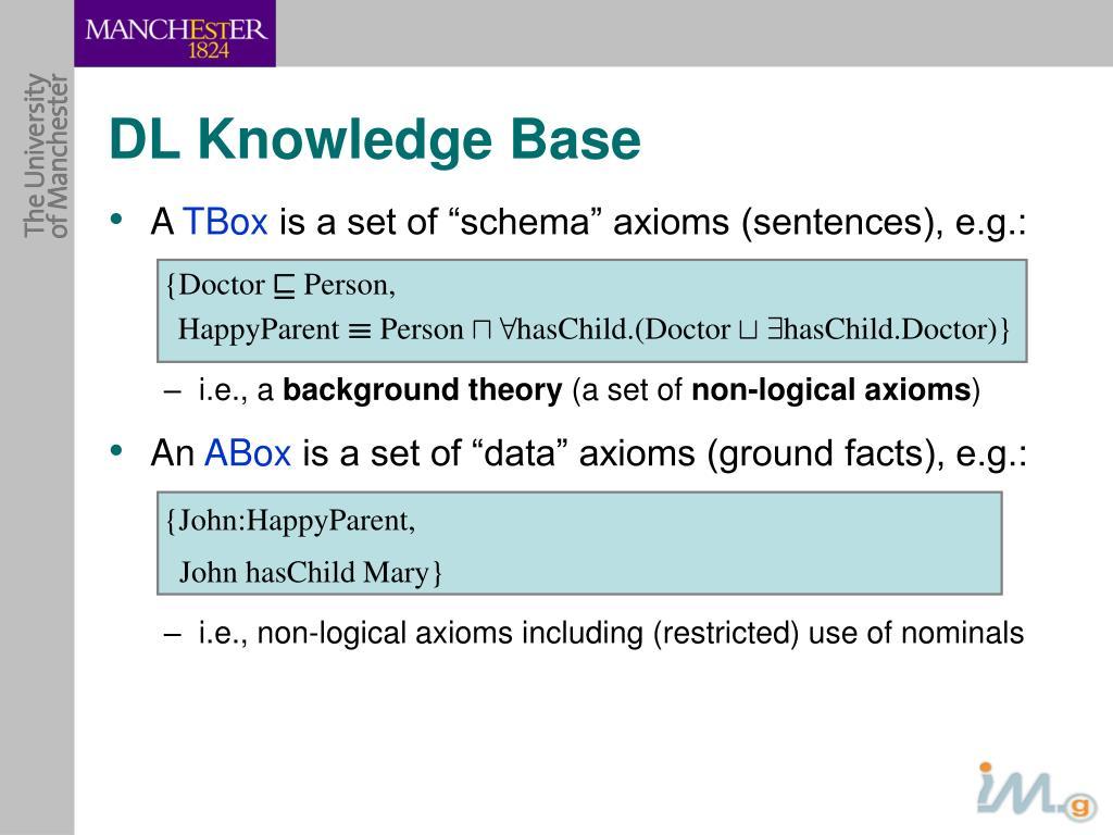 DL Knowledge Base