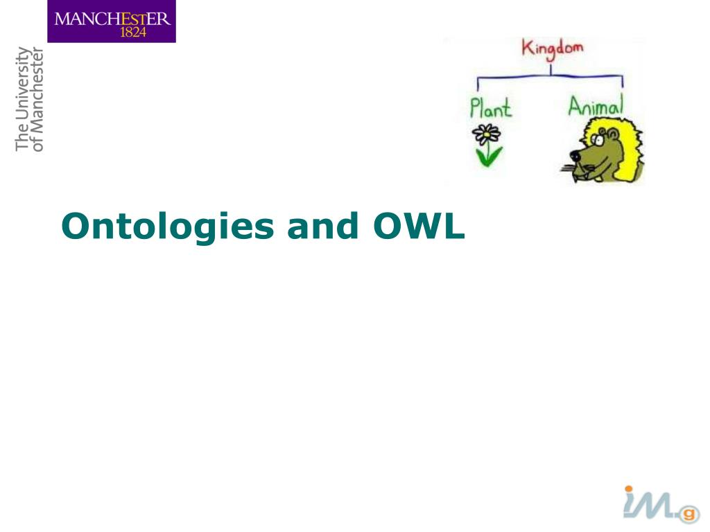 Ontologies and OWL
