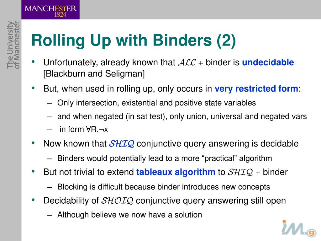 Rolling Up with Binders (2)