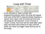 loop with timer