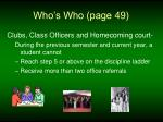 who s who page 49