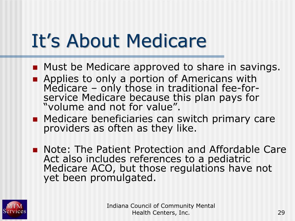 It's About Medicare