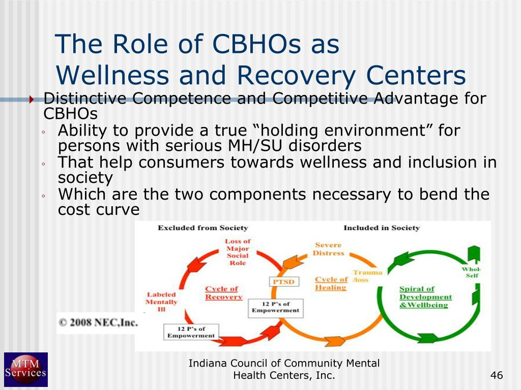 The Role of CBHOs as
