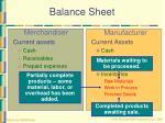 balance sheet16