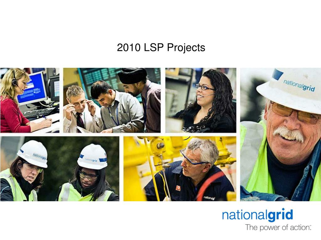 2010 LSP Projects