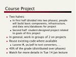 course project40