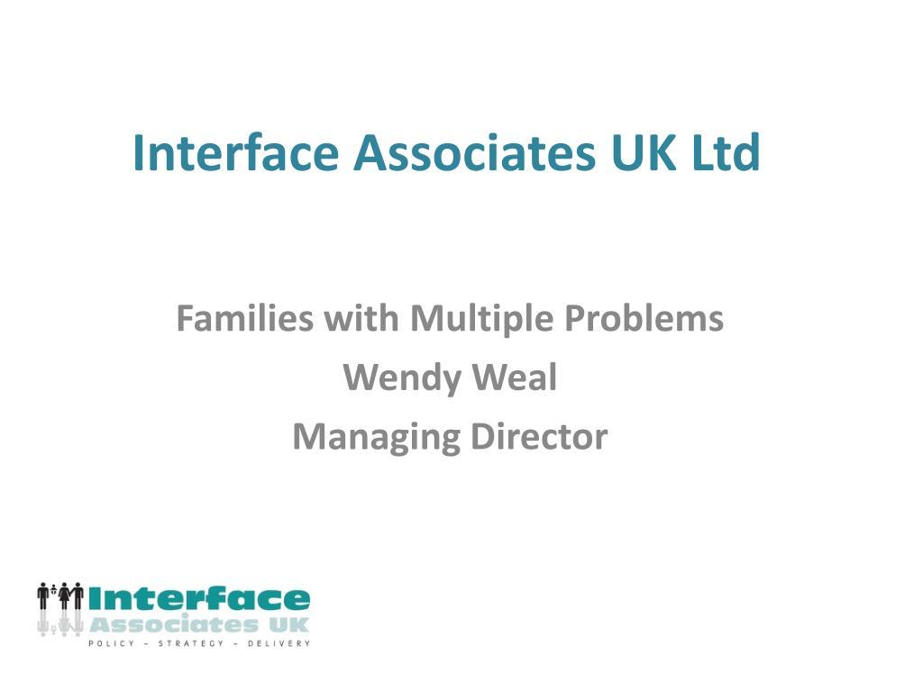 Interface Associates UK Ltd