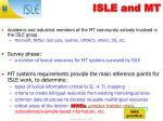 isle and mt