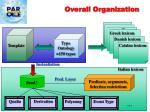 overall organization