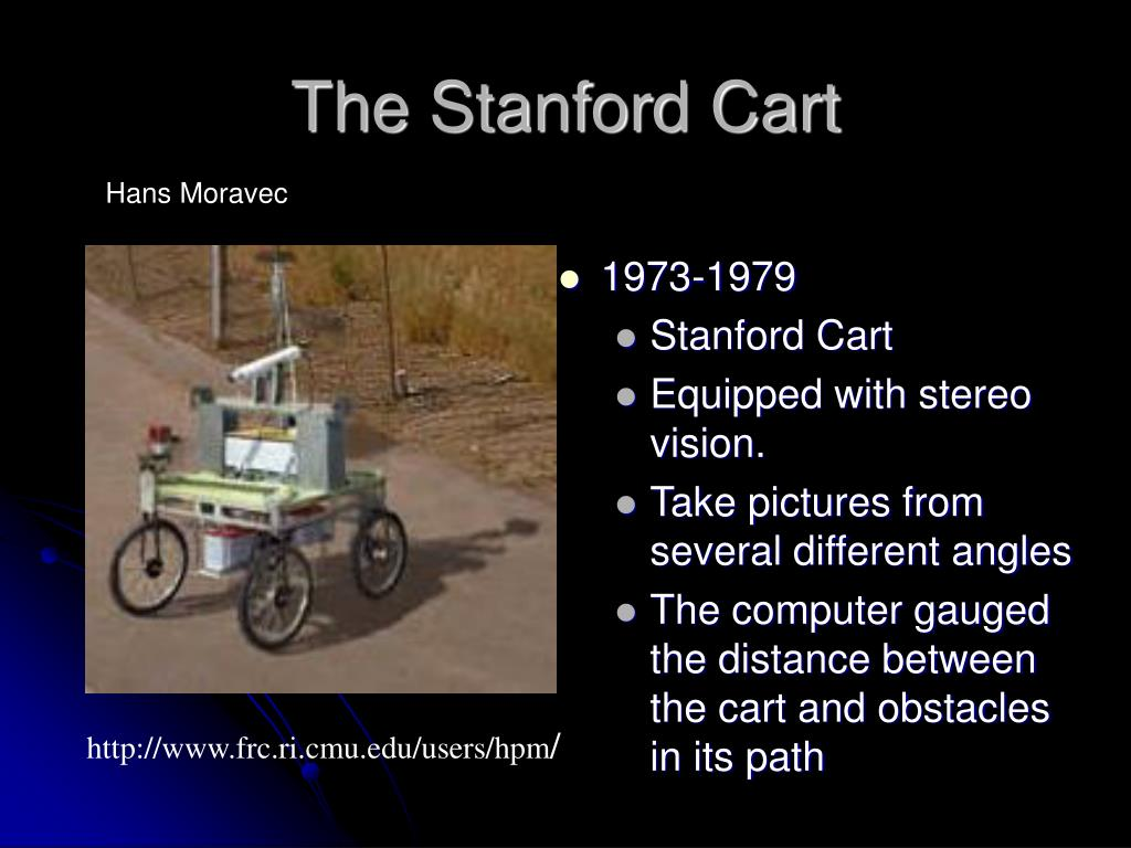 The Stanford Cart