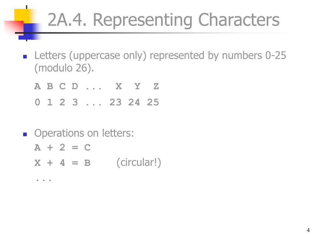 2A.4. Representing Characters
