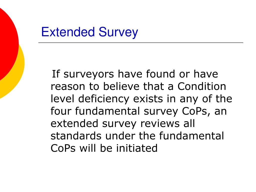 Extended Survey