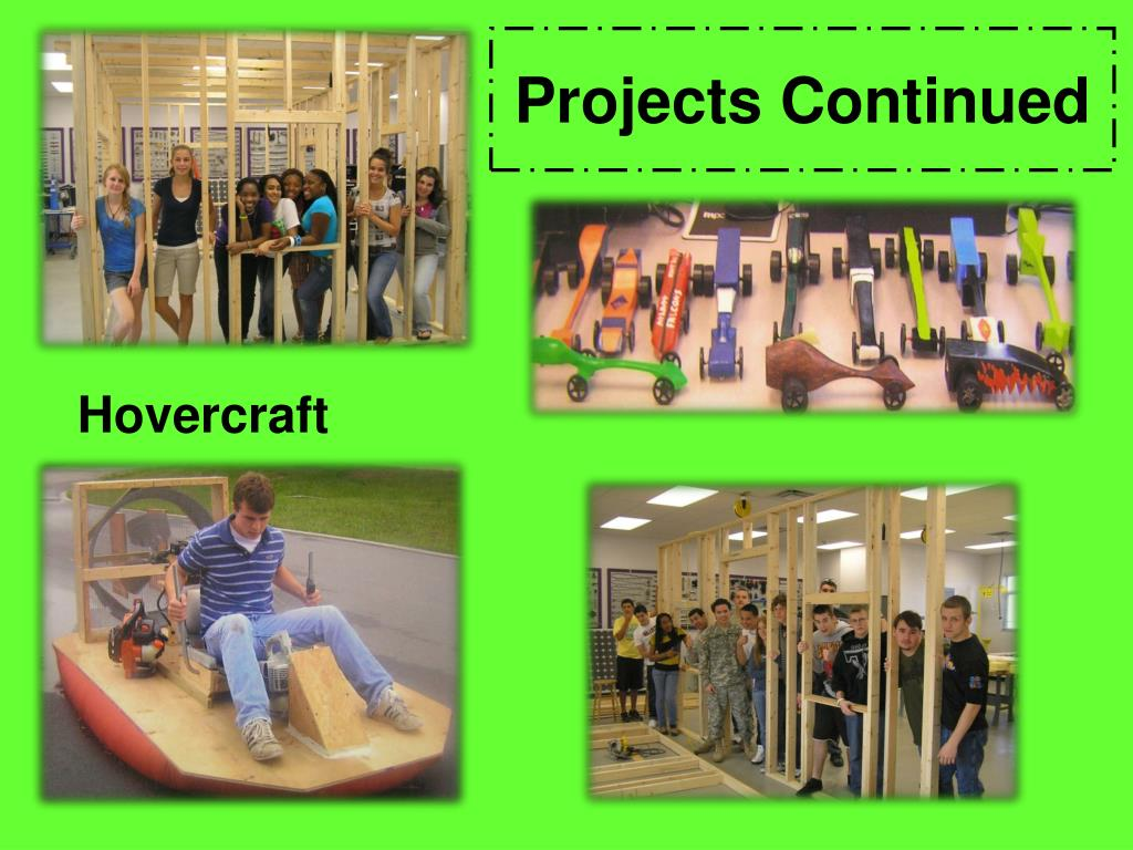 Projects Continued
