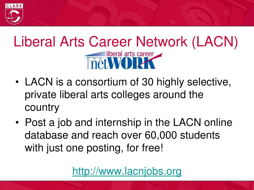 Liberal Arts Career Network (LACN)