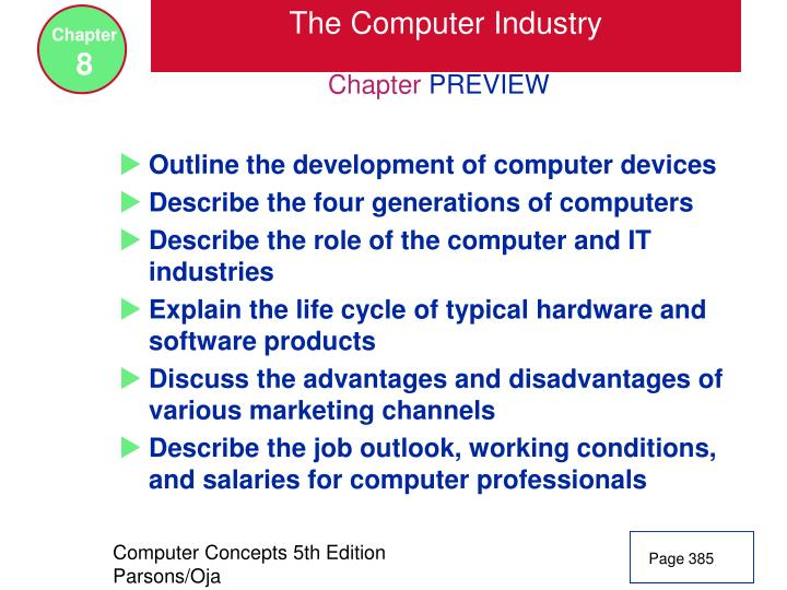 The computer industry2