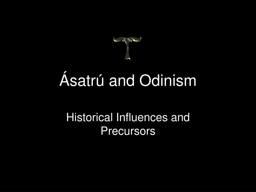 satr and odinism l.