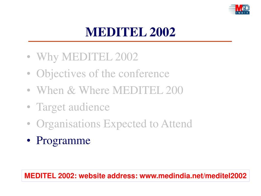 MEDITEL 2002