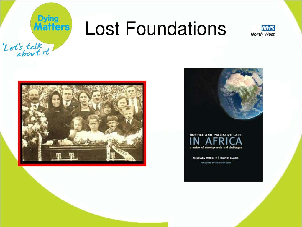 Lost Foundations