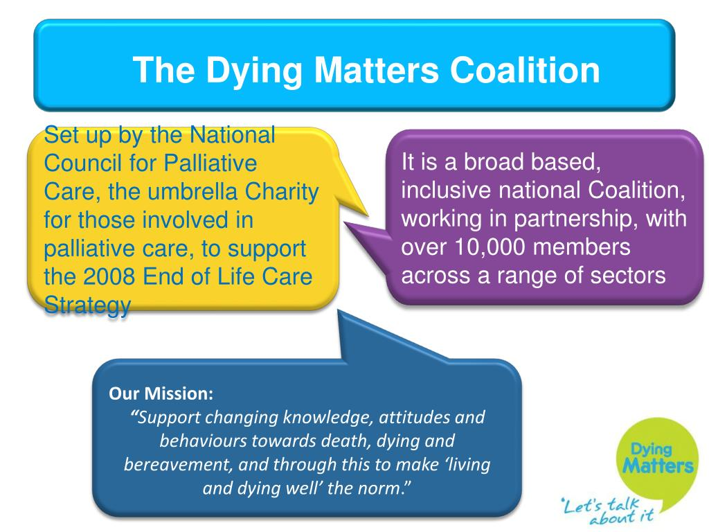 It is a broad based, inclusive national Coalition, working in partnership,