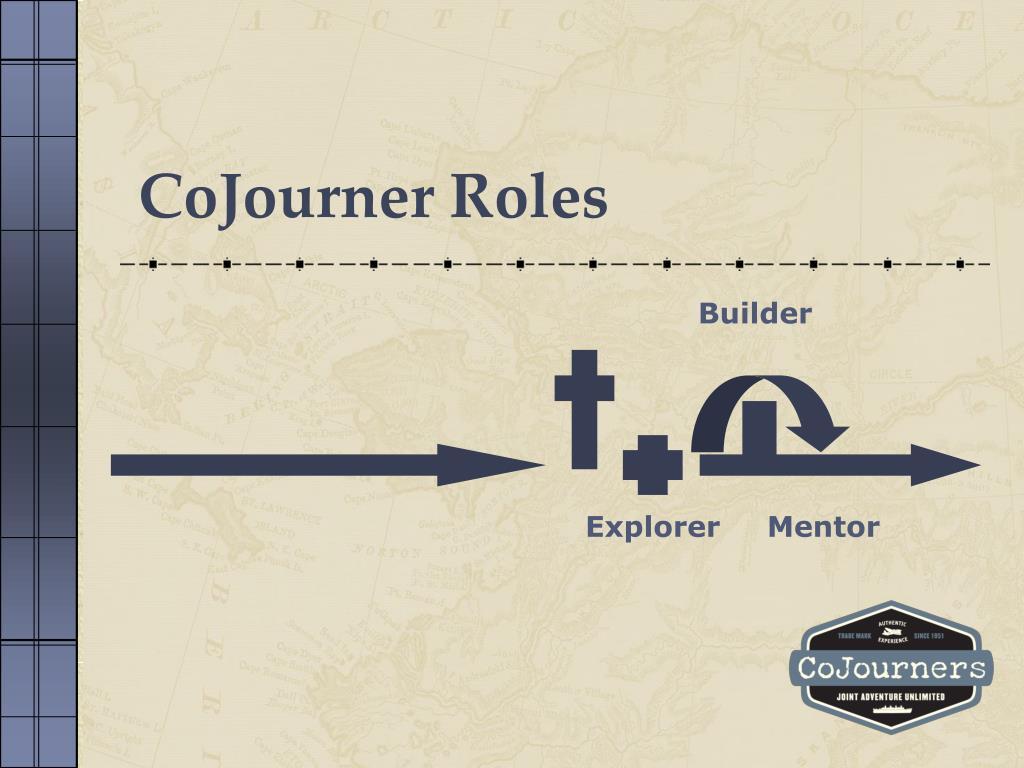 CoJourner Roles