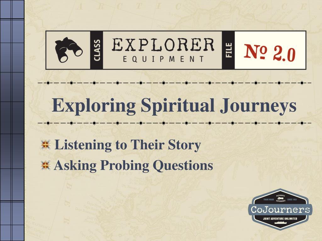Exploring Spiritual Journeys