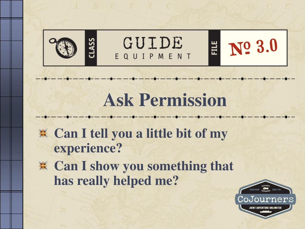 Ask Permission