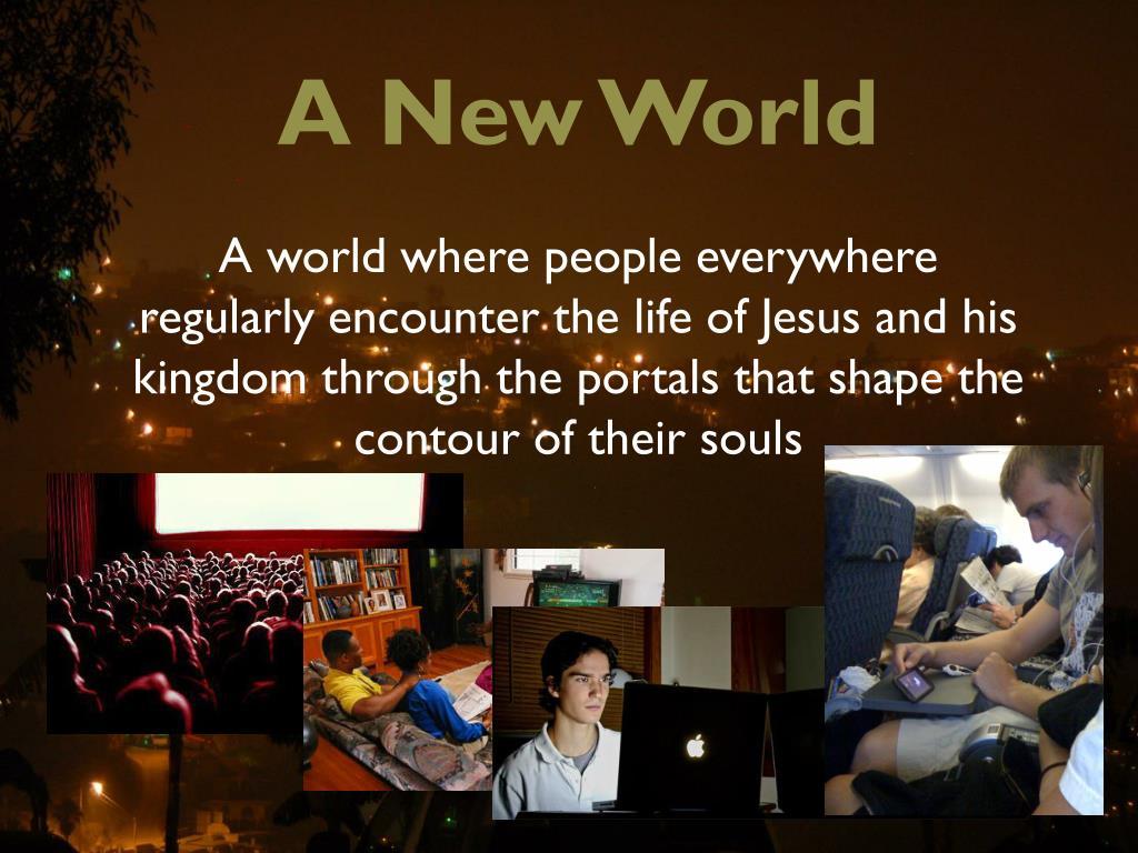 a new world l.