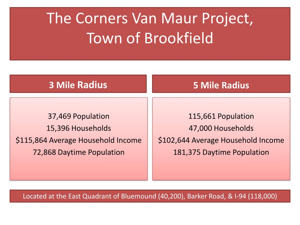 The Corners Van