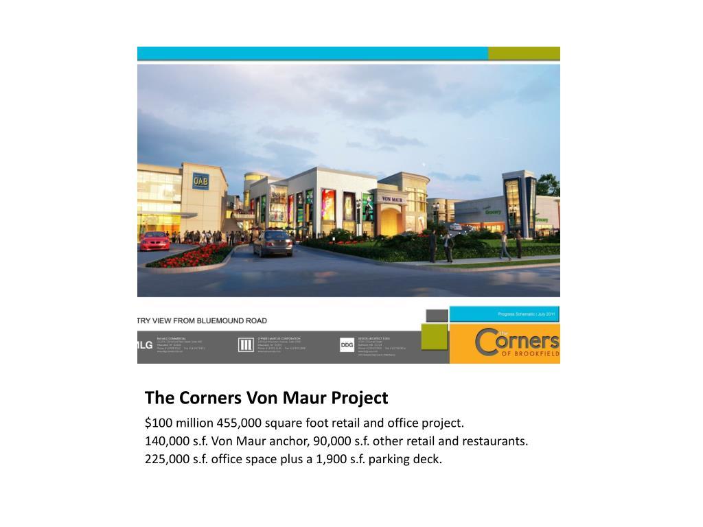 The Corners Von