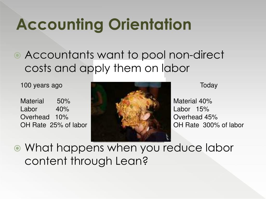 Accounting Orientation