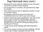 nag hammadi story cont