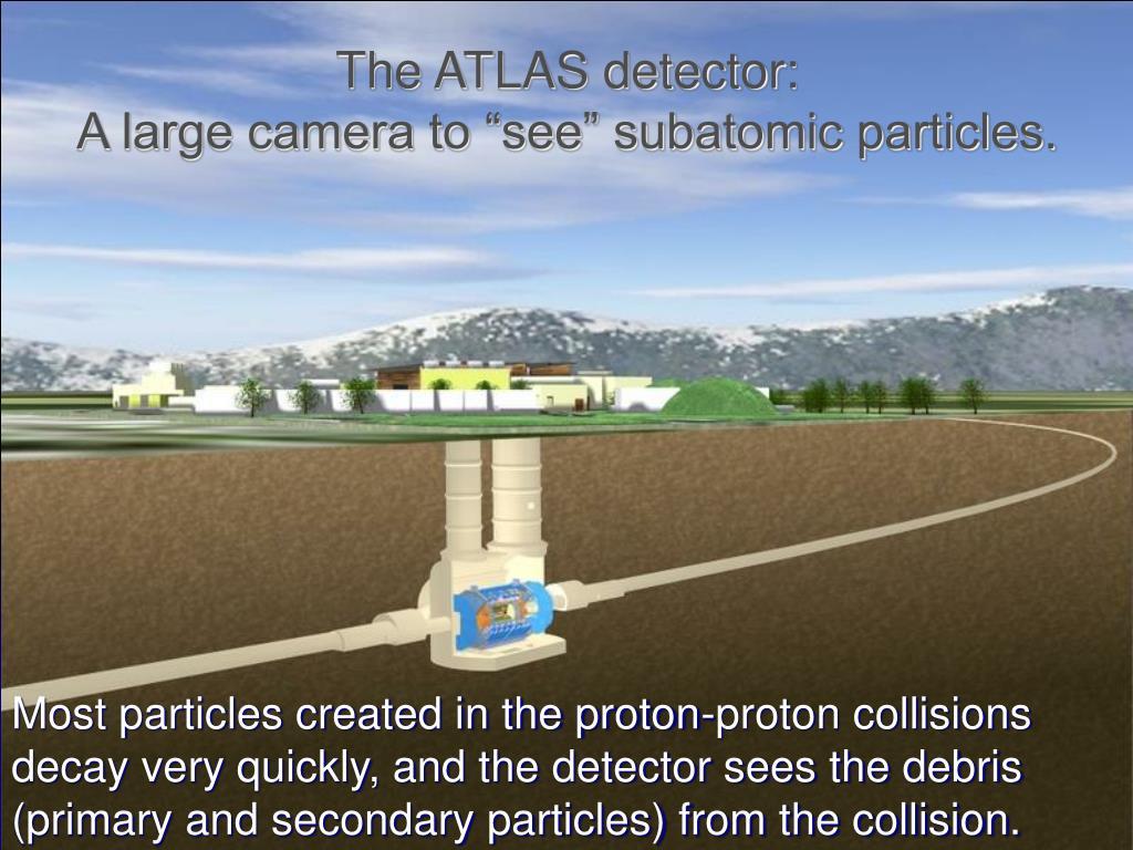 The ATLAS detector: