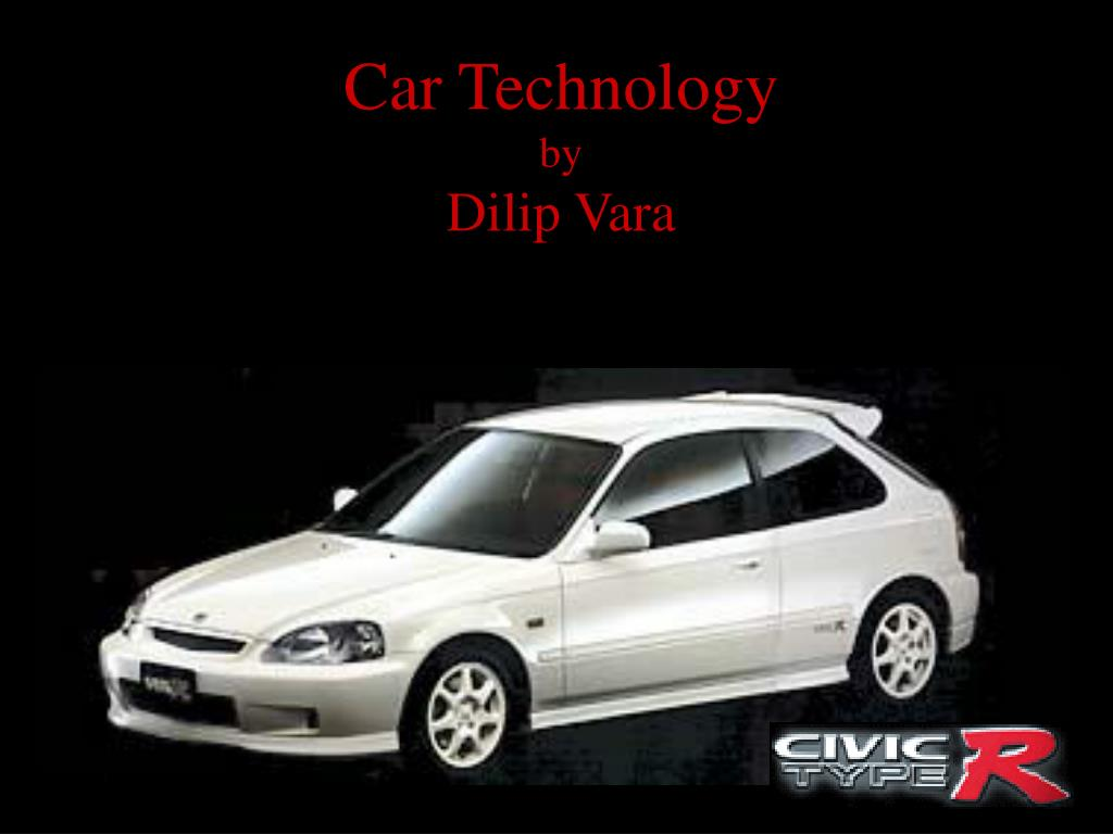 car technology by dilip vara l.