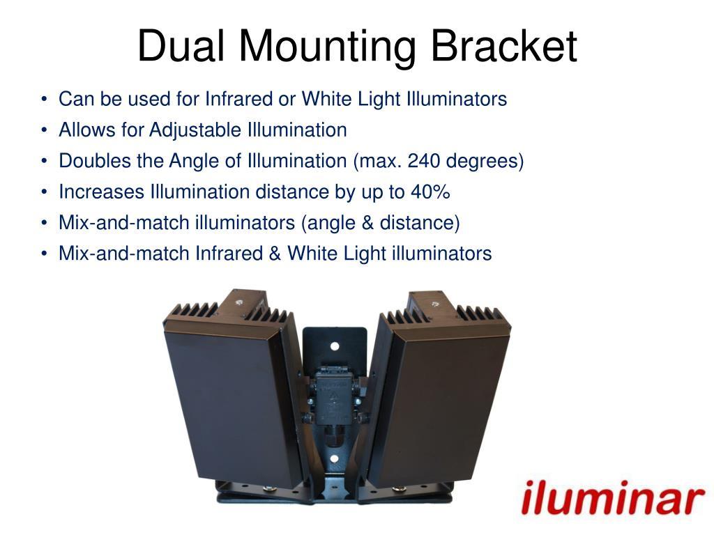Dual Mounting Bracket