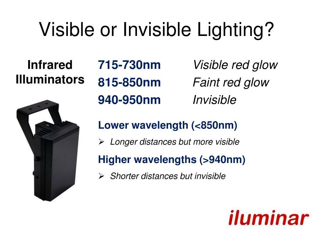 Infrared Illuminators