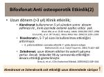 bifosfonat anti osteoporotik etkinlik 2