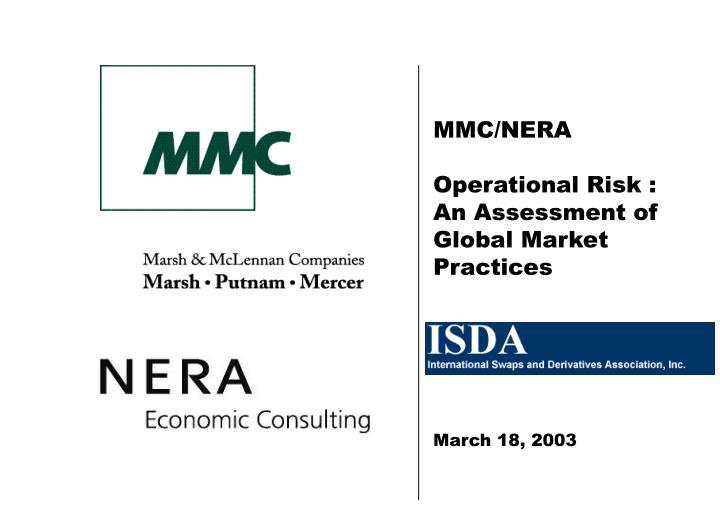 MMC/NERA