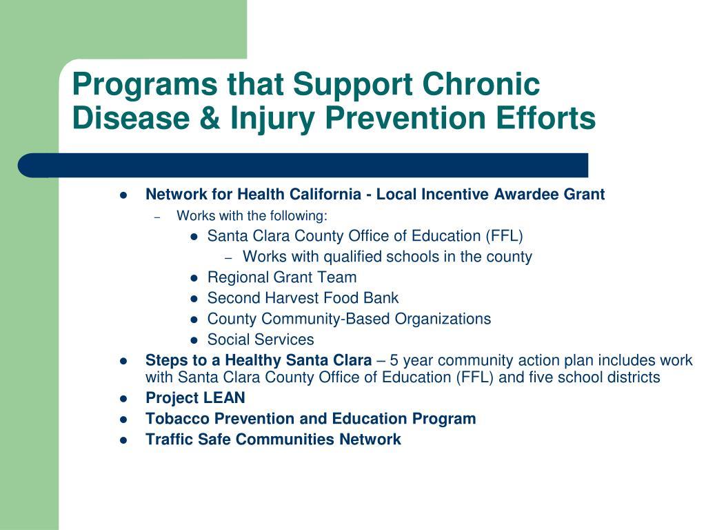 Network for Health California - Local Incentive Awardee Grant